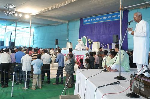 SNM Branch Sanyojak, A.S. Chaudhary from Faridabad, Haryana