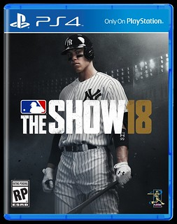 MLB The Show 18 Box Art | by PlayStation.Blog