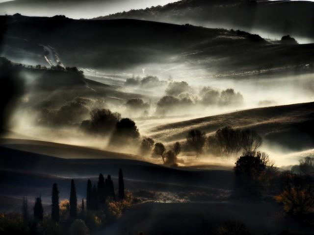 Val d'Orcia 2017 - Toscana