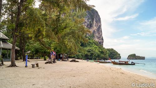 lцdоіс thailande thailand thailandia krabi island koh poda plage beach white sand paradise