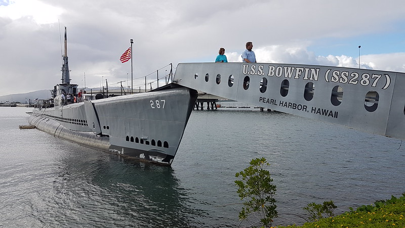 U.S.S. Bowfin Pearl Harbour