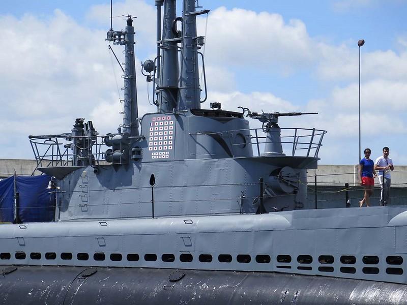 USS Bowfin SS-287 7