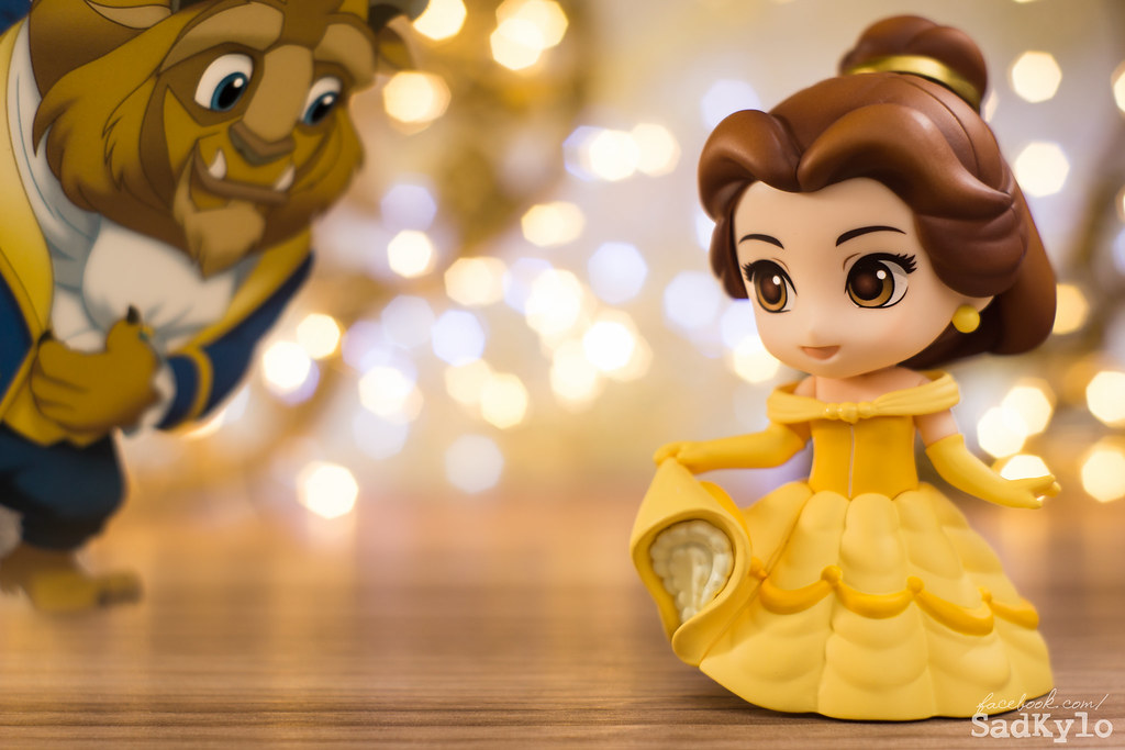 Juguetes Bella Nendoroid Good Smile Disney Beauty And The Beast Belle Nendoroid Figure