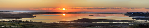 canoneos6d capecod eastham forthill ma massachusetts newengland outercape samanthadecker panorama sunrise
