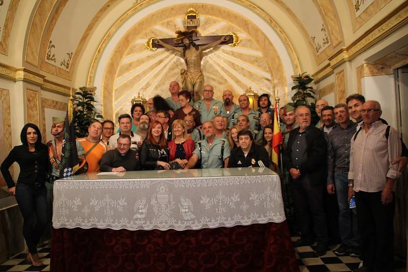 (2017-11-04) - Eucaristía Legionaria -  Javier romero Ripoll - (227)