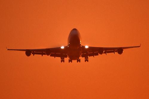 Lufthansa Boeing 747-430