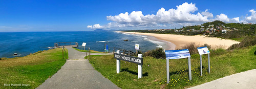 view lighthousebeach tackingpointlighthouse tackingpoint portmacquarie nsw australianbeaches midnorthcoast beach northbrothermountain panorama appleiphone7plus iphone7plus appleiphone7pluspanorama iphone7pluspanorama iphonepanorama water sky beachlandscapes landscape iphonephotography shotoniphone