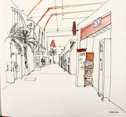 57e SKTCRWL, La Rochelle, la gare | by Joëlle B.