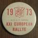 MG European 1973 Rally