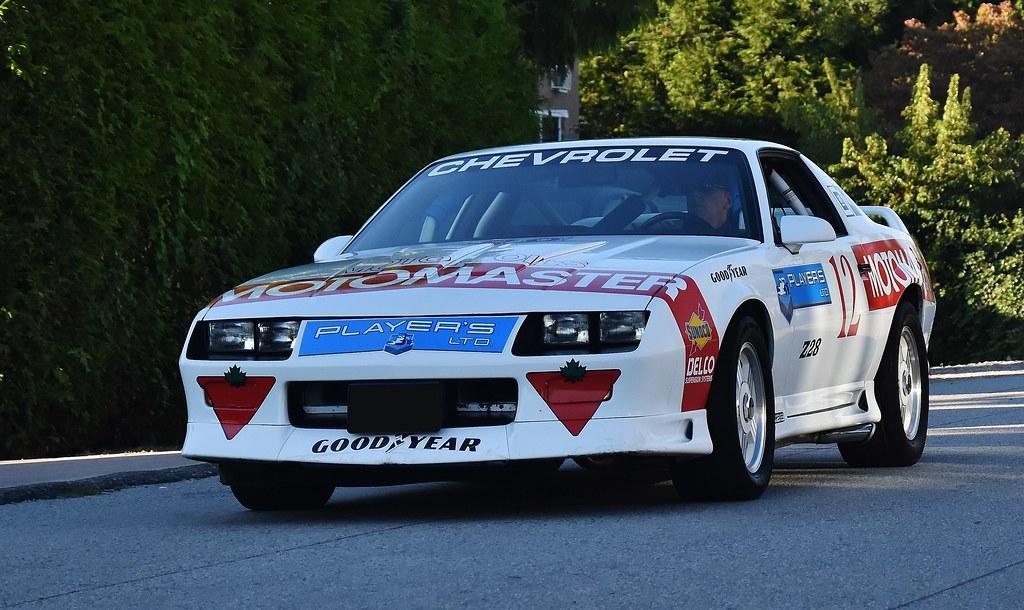 1991 Chevrolet Camaro Z28 Canadian Player S Challenge Ser