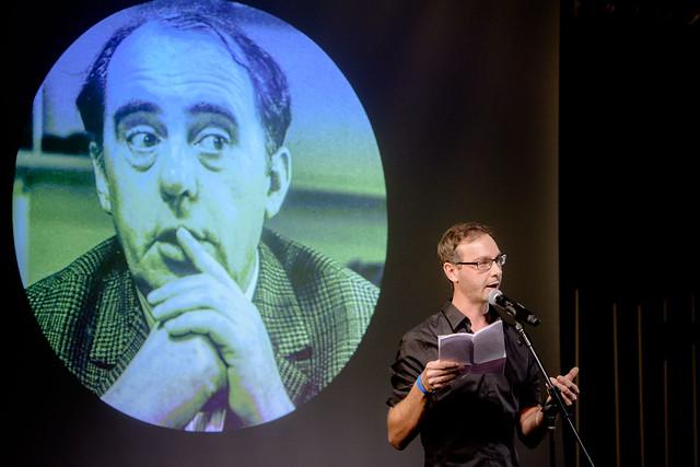 Pierre Jarawan (Autor, Slam-Poet) Foto: stephan-roehl.de