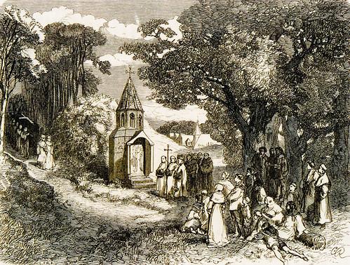 De begrafenis van hertog Willem II van Gelre te Monnikhuizen