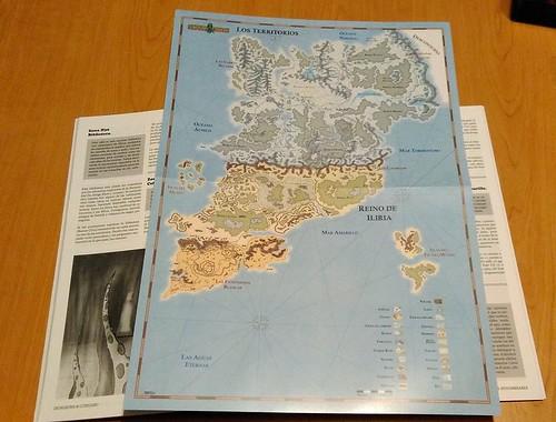 Dungeons&Cthulhu - El tempolo perdido de Hastur el Innombrable - Mapa | by sectario001