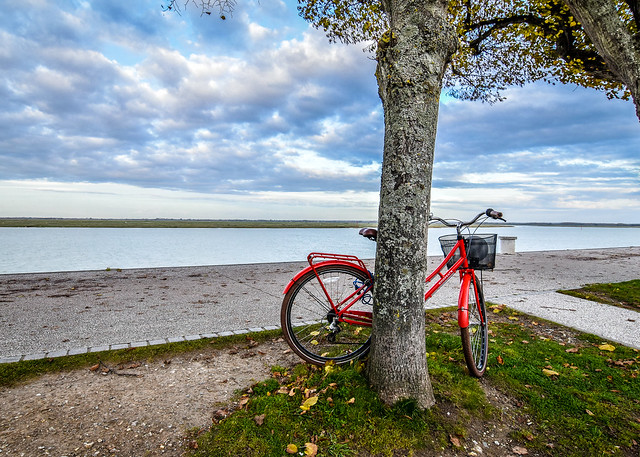 Bike ride in Saint-Valéry