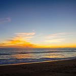 Pt Mugu at Sunset