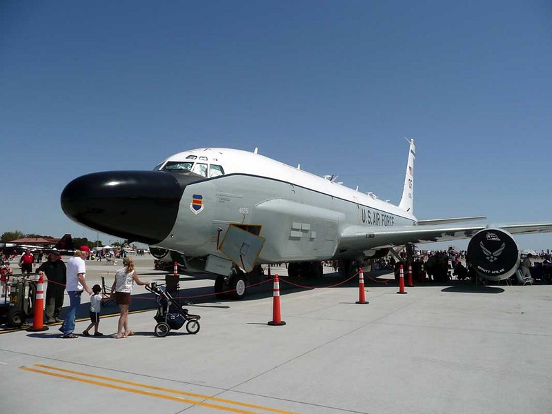 Boeing RC-135W Rivet Joint 1