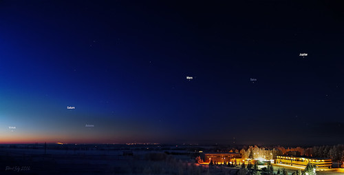 planets lineup dawn eesti tartu ee planeedid koidik
