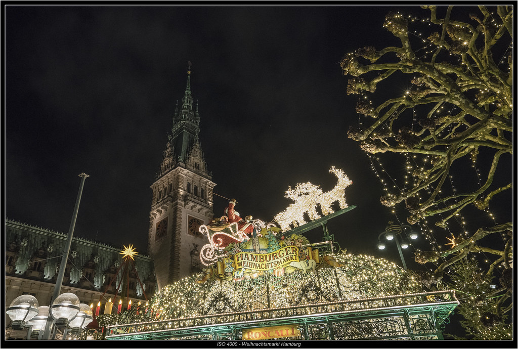 Weihnachtsmarkt Hh.Weihnachtsmarkt Hamburg Stacking Of Hight Iso Hand Hald Im Flickr