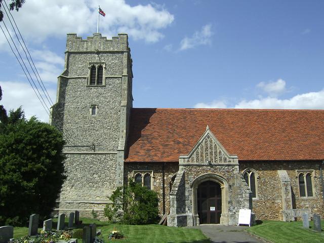 Salcott church
