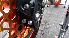 690 Duke R fork slider (L)