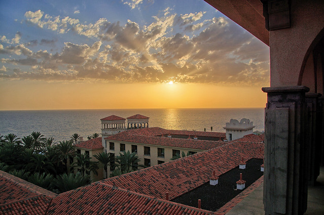 Sunset Maspalomas - Gran Canaria