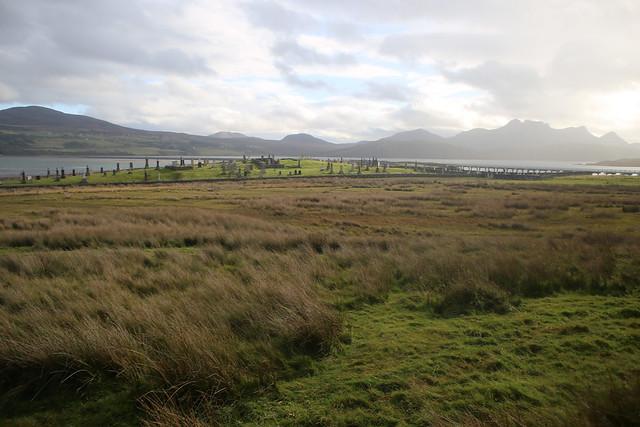 Cemetery near Achuvoldrach
