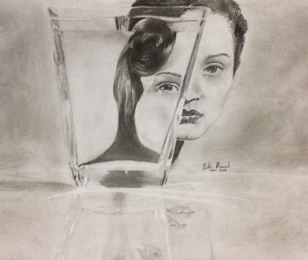 Sospetto art artist sketch illustration draw drawing pencil
