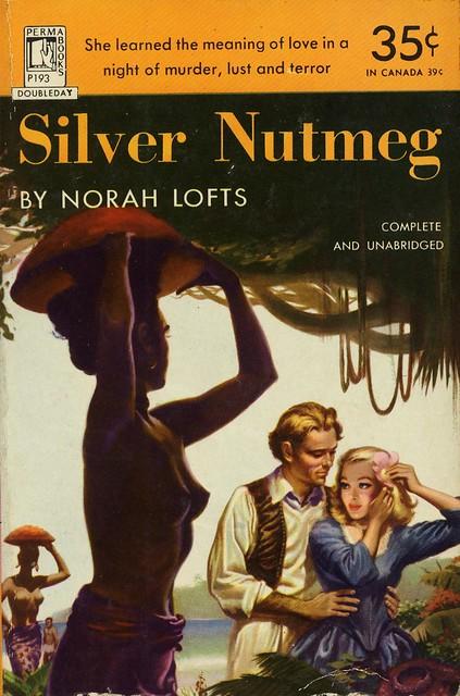 Permabooks P193 - Norah Lofts - Silver Nutmeg