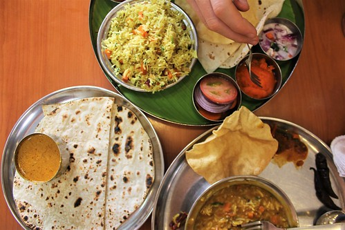 Vegetarian Indian food Kuala Lumper Travel Guide | by CharlieOnTravel