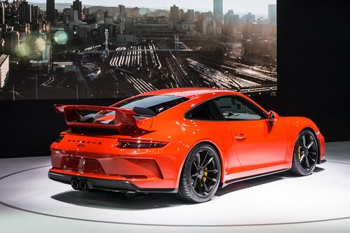 2018 Porsche 911 GT3 Photo