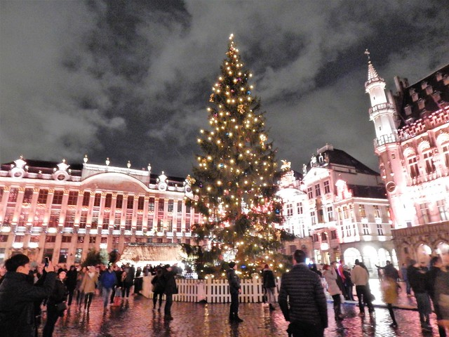 Brussels 2017 Christmas Lights