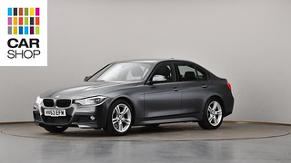 HV63EFM-used-BMW-3-SERIES-DIESEL-SALOON-320d-M-Sport-4dr-Diesel-Manual-GREY-2013-XC-L-10 | by cardiffcarshopcollections