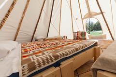 Comfort Camping - Tipis - Sir Winston Churchill Provincial