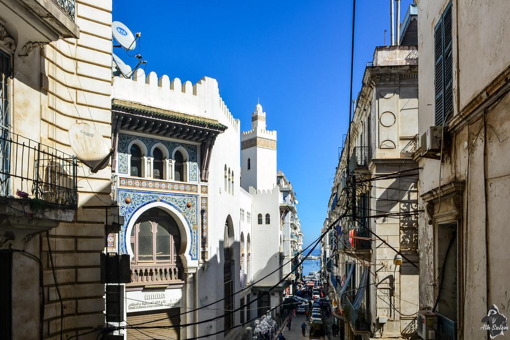Musee D Art Moderne D Alger Mama Construit Entre 1901 Et