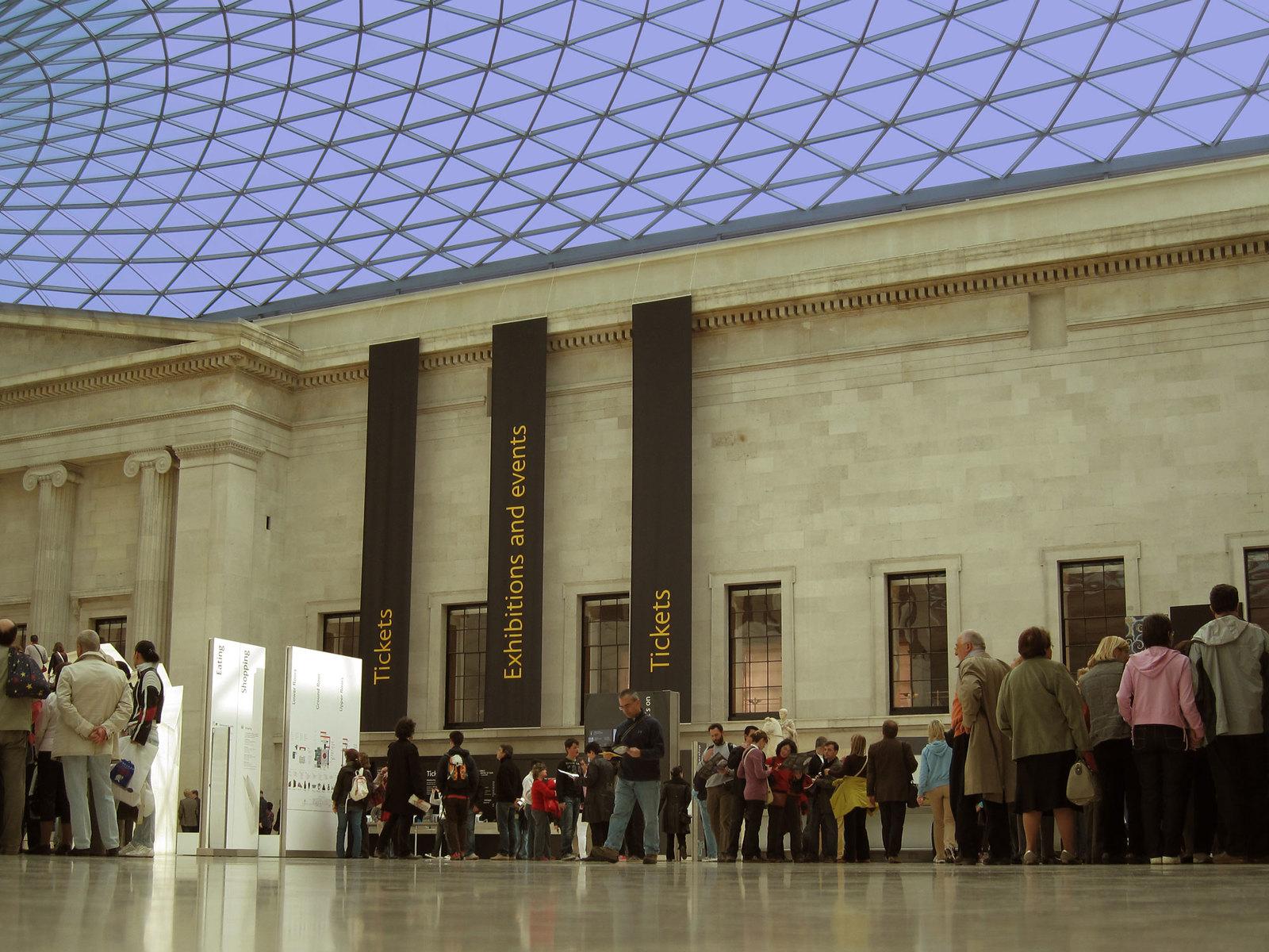 Museo Británico