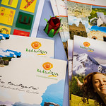 Bulgarian Embassy with beautiful brochures