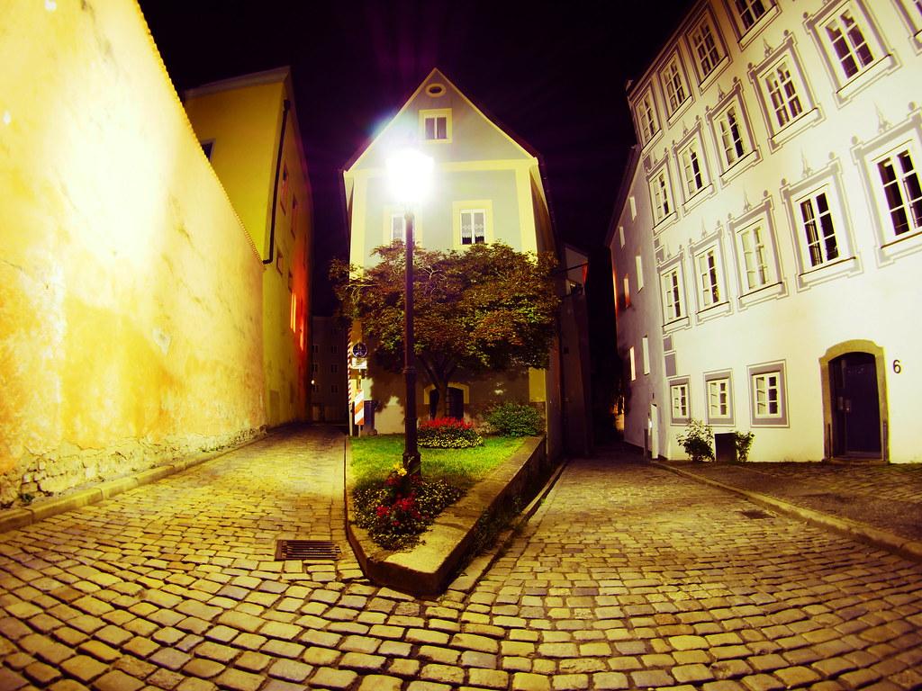 Nightsession in Passau   OLYMPUS DIGITAL CAMERA Testing