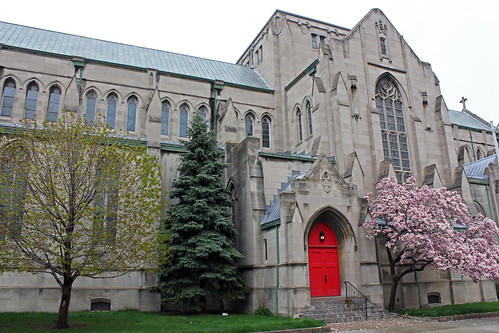 church architecture cathedral michigan religion gothic detroit historic episcopal gothicarchitecture nationalregistryofhistoricplaces lategothicrevival jannagal jannagalski episcopalcathedralchurchofstpaul