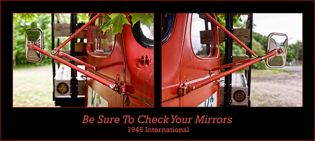 Check Your Mirrors