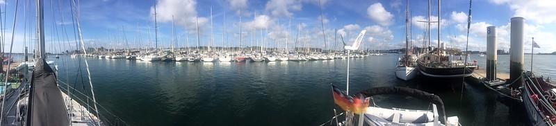 Matthias ist nun in Lorient