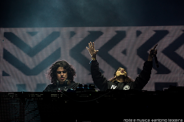 EDP Beach Party - DVBBS