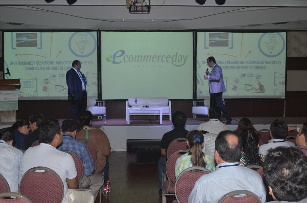eCommerce Day Bolivia 2015