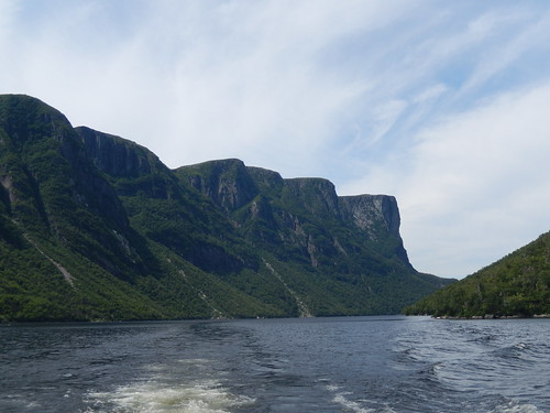 Gros Morne NP - Western Brook Pond - 4