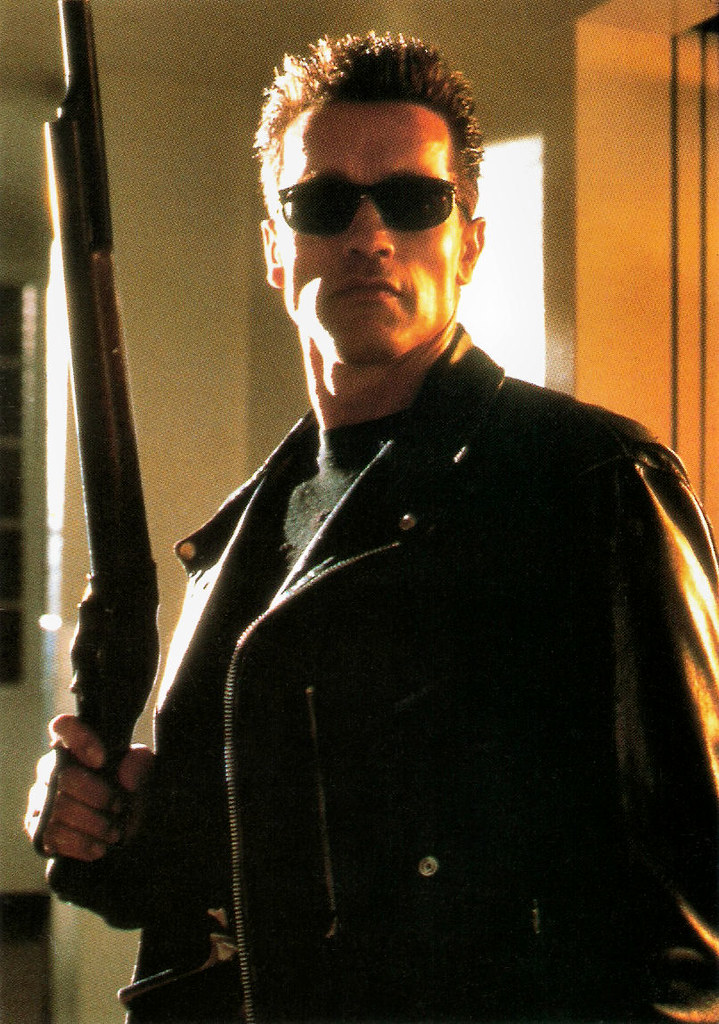 Terminator, a virtually indestructible soldier, an assassin in The Terminator