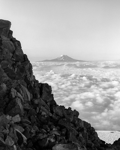 View From Camp Muir, Mt Rainer | by yo_tuco