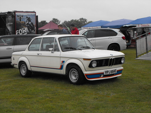 BMW 2002 Turbo - VPJ 854S