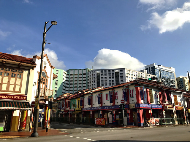 Little India Neighborhood, Singapore