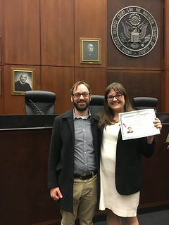 Jen Becomes an American Citizen | by chefelf