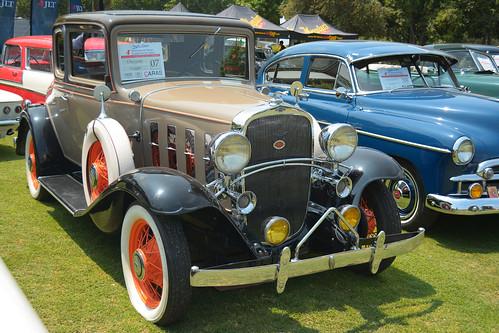 Chevrolet Confederate Coupe 1932