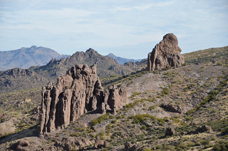 Lost Dutchman big rock formations | by Pierre Yeremian